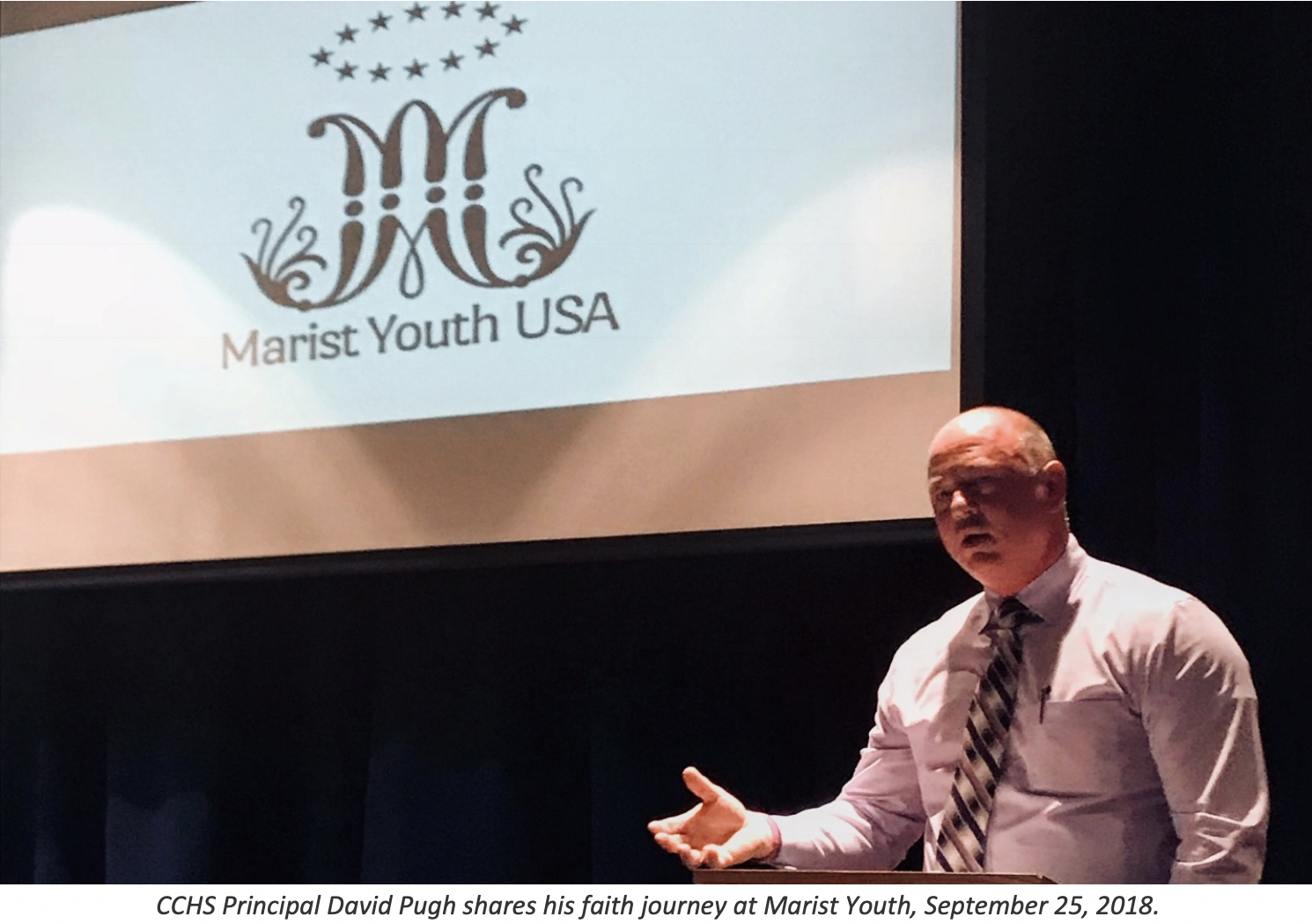 Marist Youth Expanding at Columbus - maristbr